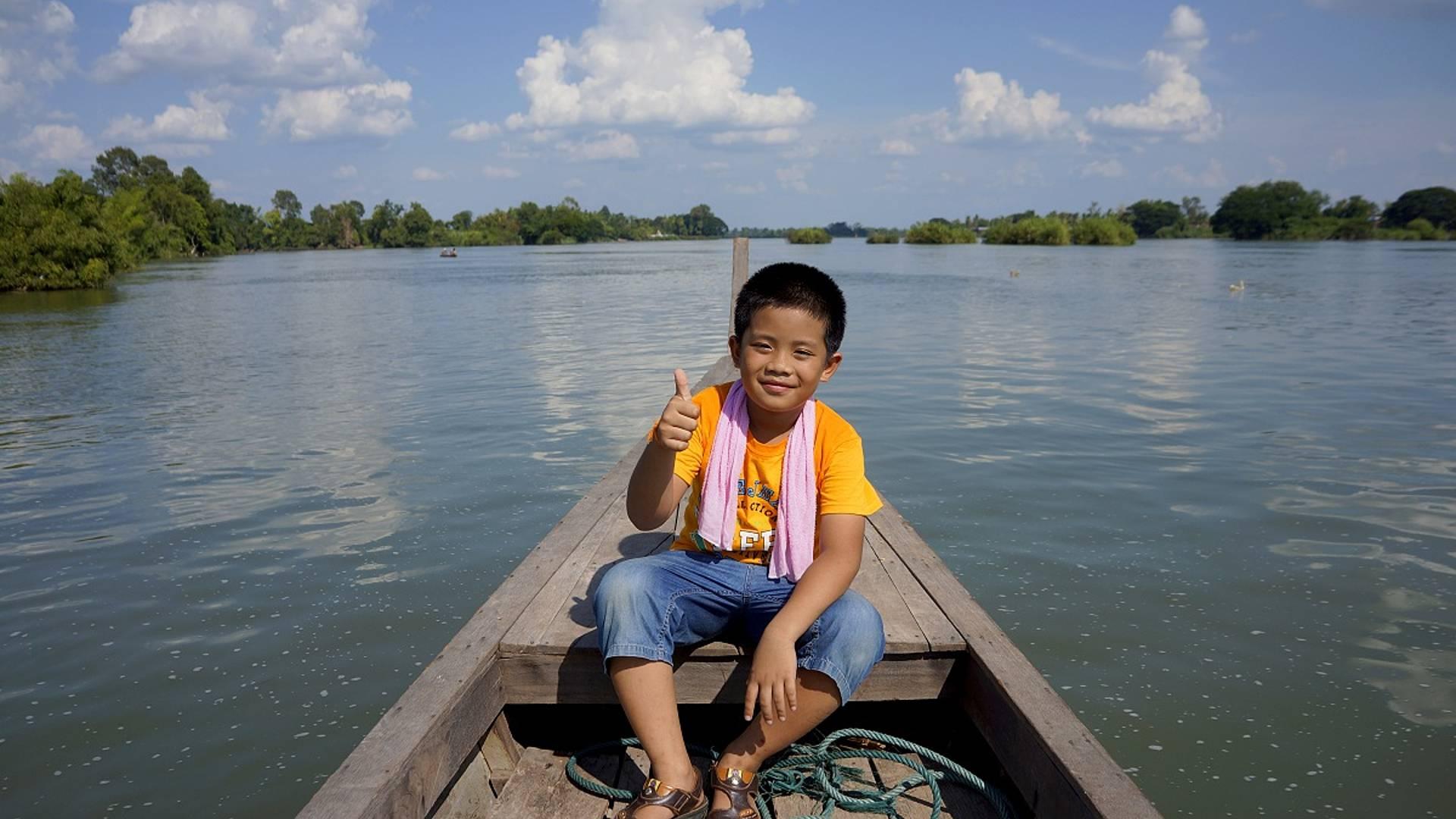 Laos - Cambodge, des 4000 îles aux temples d'Angkor