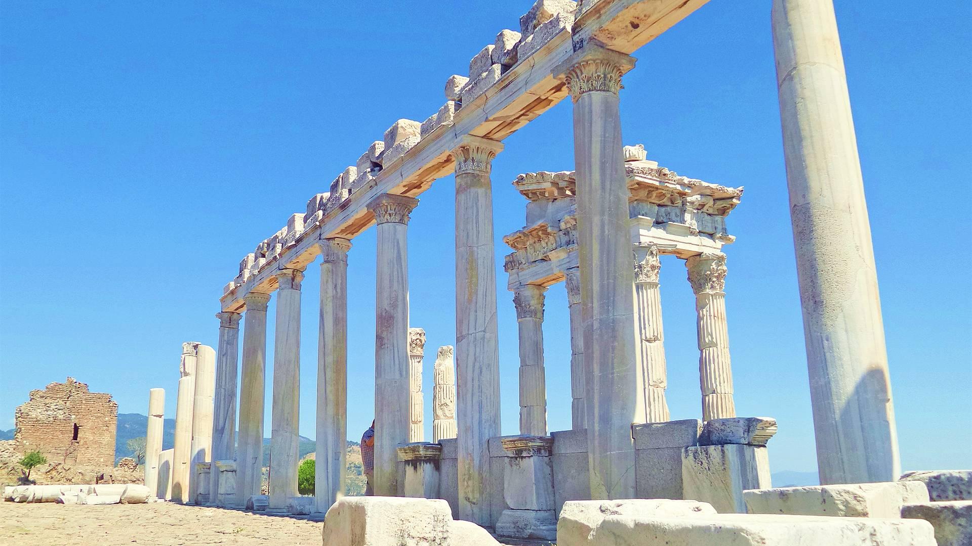 Constantinopla y Antigua Grecia