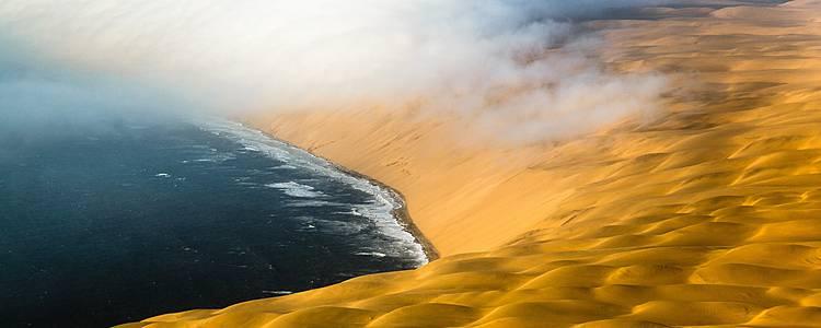 Im ruhigen Tempo entlang der Wüsten und Küsten