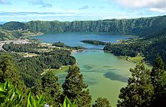 Randonnée sur 4 îles : São Miguel, Pico, Séao Jorge, et Faial