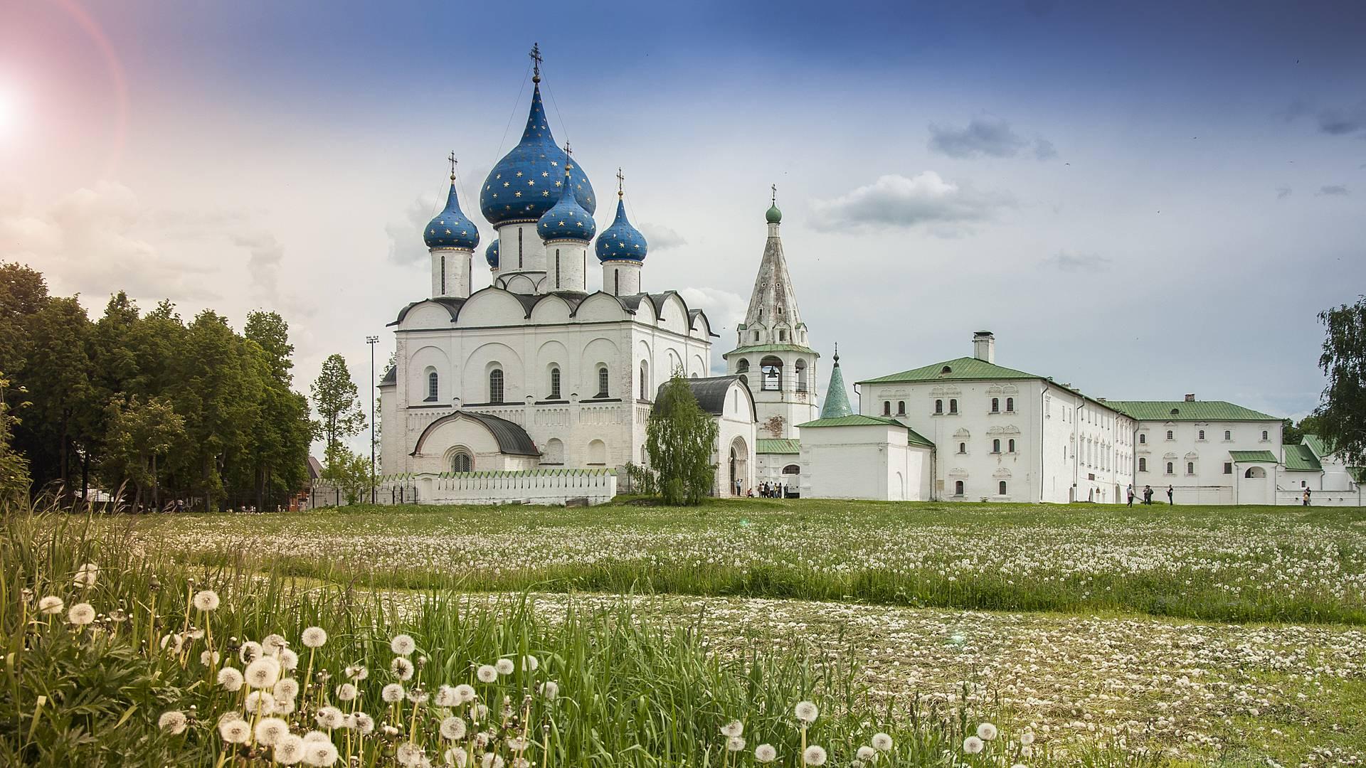Mosca, i tesori dei Romanov e l'Anello d'Oro