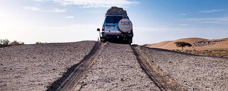 Aventure 4x4 et randonnée, du désert aux plages sauvages