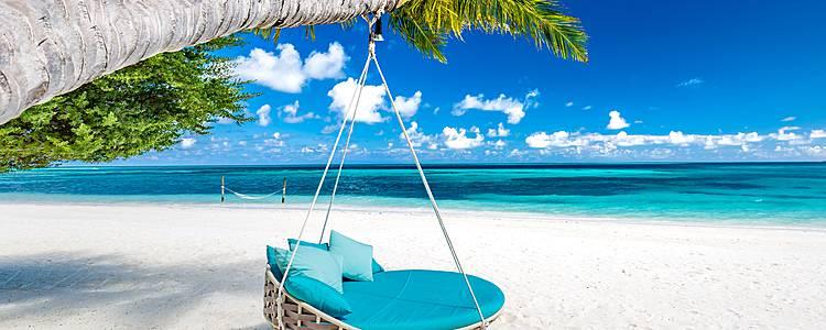 Una settimana da sogno in un atollo in mezzo al mare