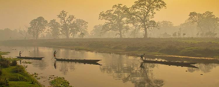Panorama Nepalese