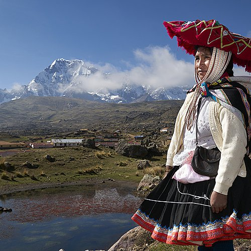 Culture inca et randonnée en petit groupe - Lima -