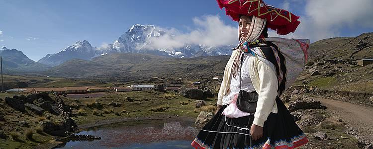 A la découverte de la culture et des sentiers Incas
