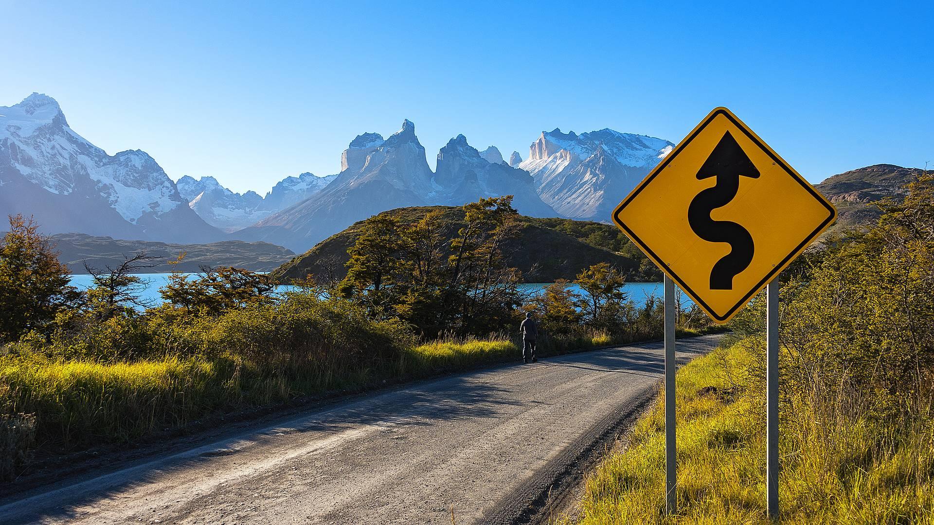 Vivere l'avventura in Patagonia