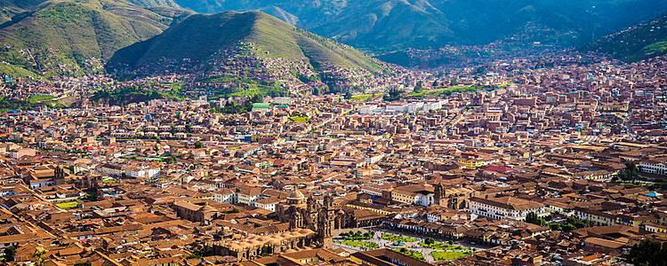 Whistle-stop Cusco