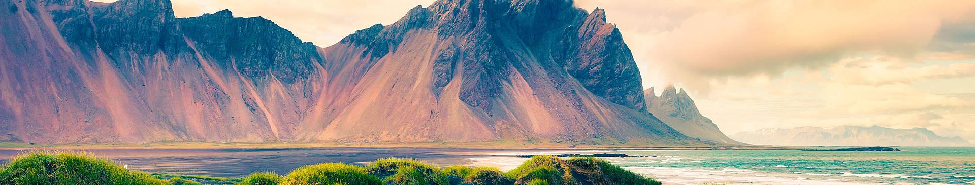 Naturreisen Island
