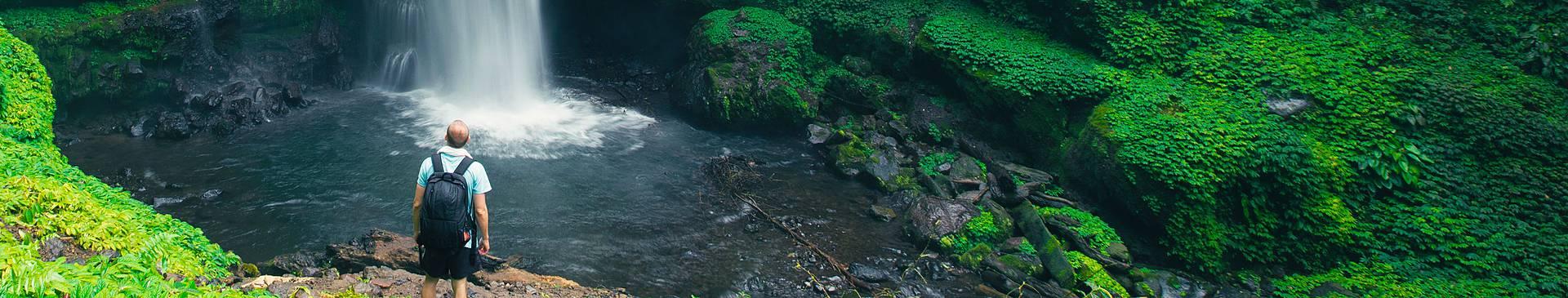 Naturreisen Indonesien