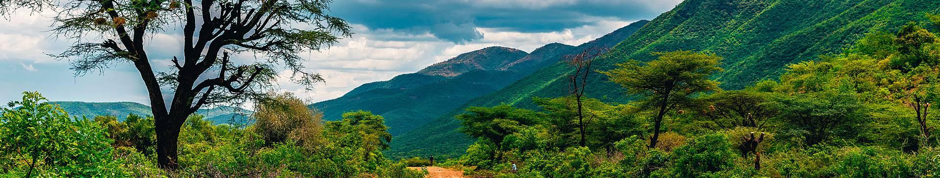 Naturreisen Kenia