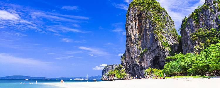 Bangkok, Krabi e le isole più belle
