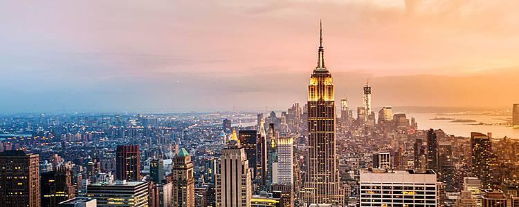 New York, Newport und Boston entdecken