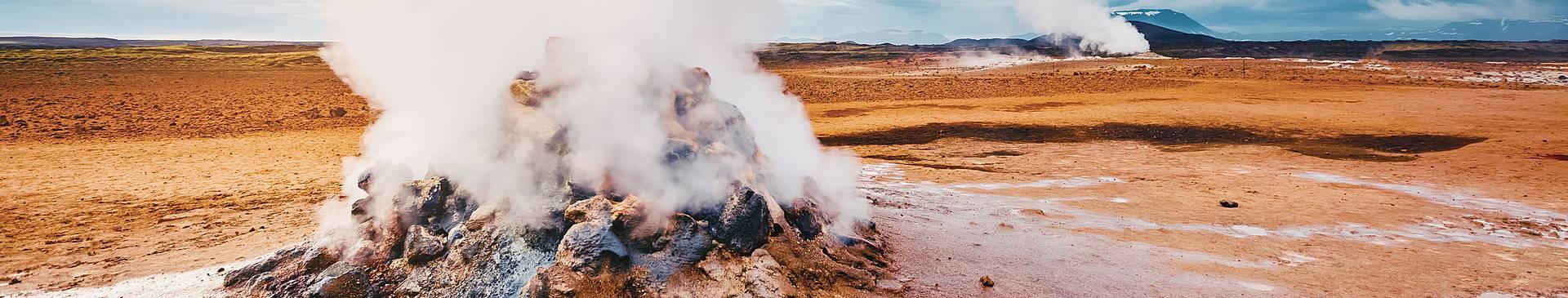 Vakantie december in IJsland