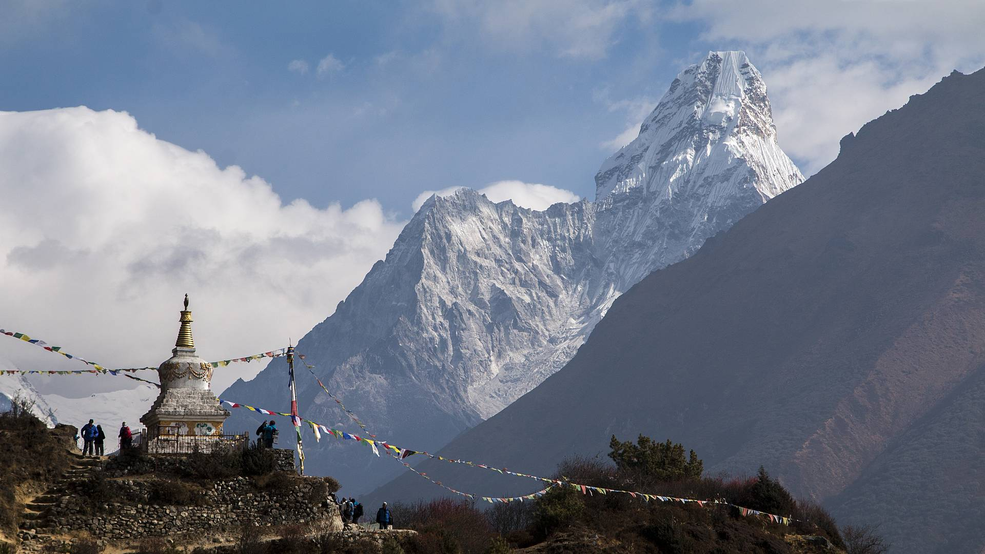 Côté Everest, trek en mode confort