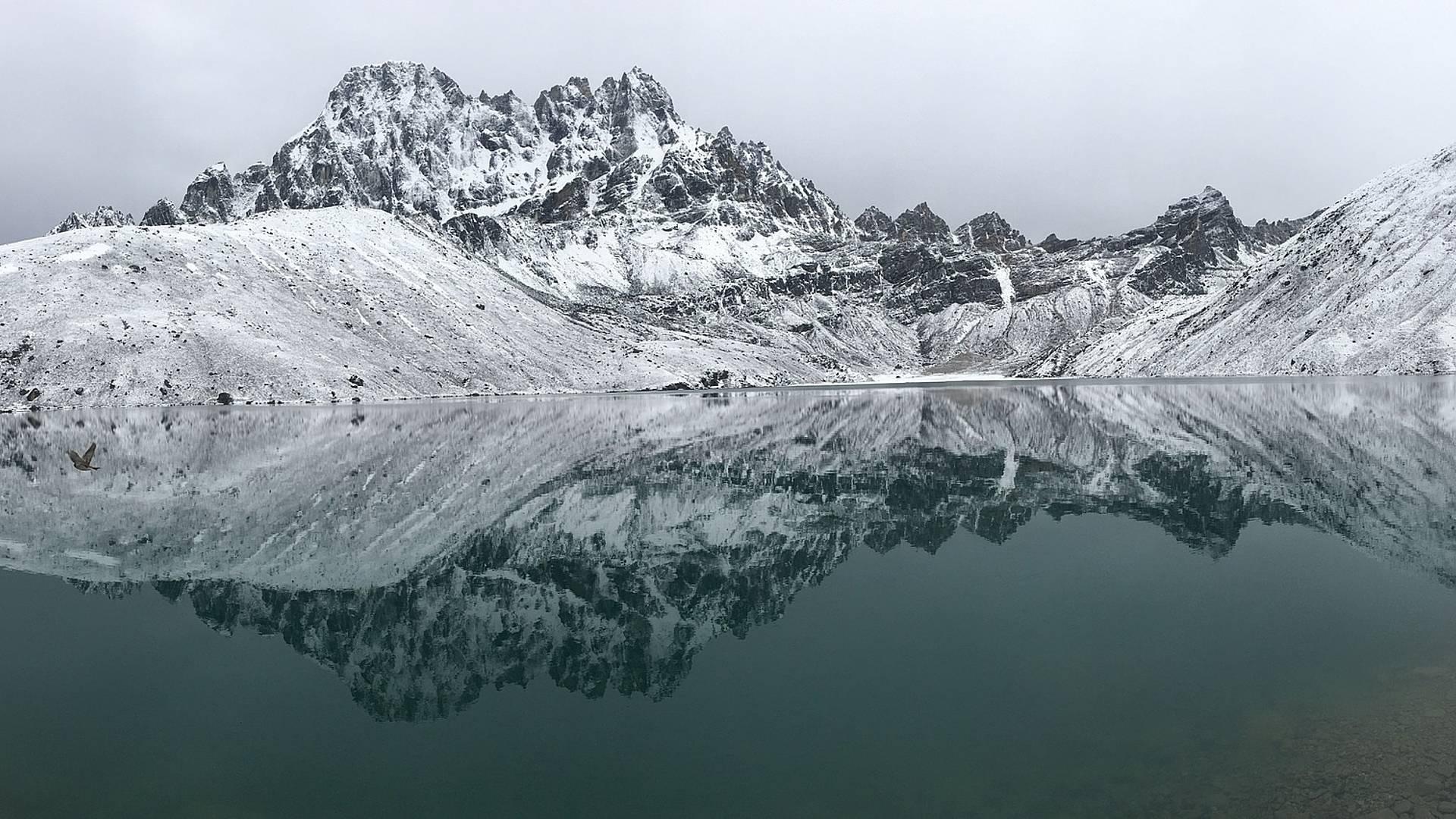 Trek vers les lacs sacrés de Gokyo