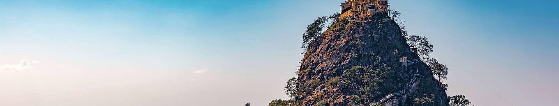 Naturreisen Myanmar