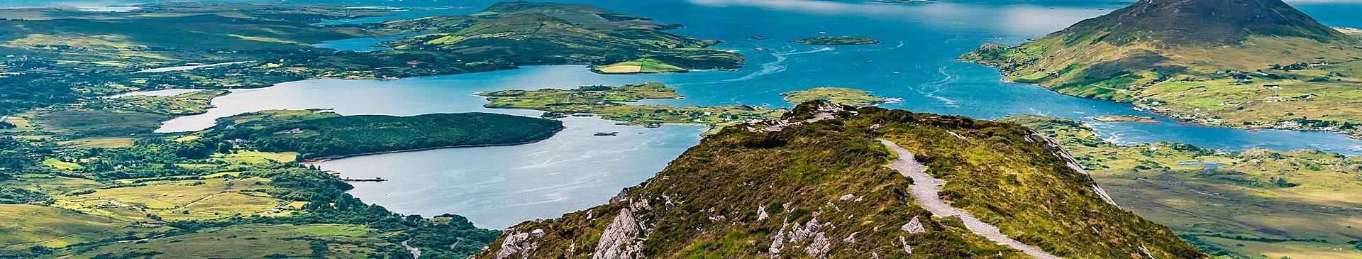 Naturreisen Irland