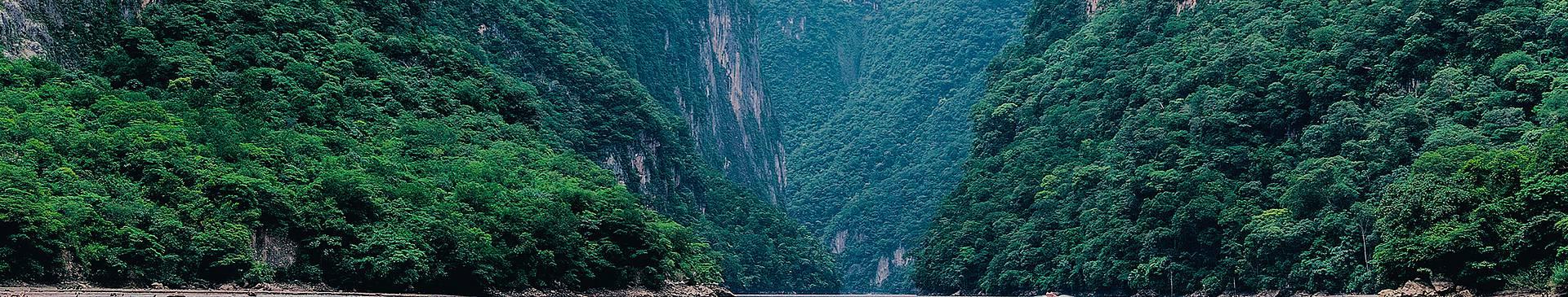 Naturreisen Mexiko