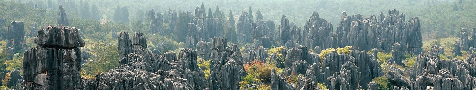Naturreisen China