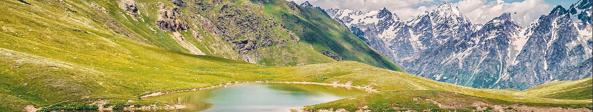 Naturreisen Georgien