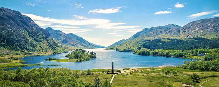 Descubre Escocia al completo