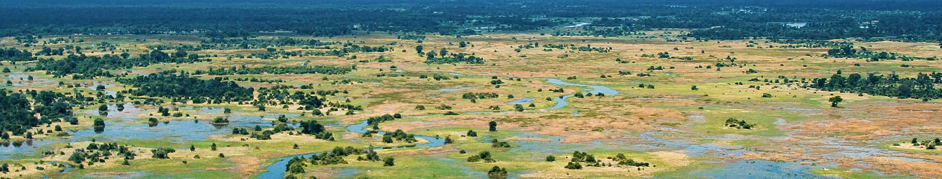 Naturreisen Botswana