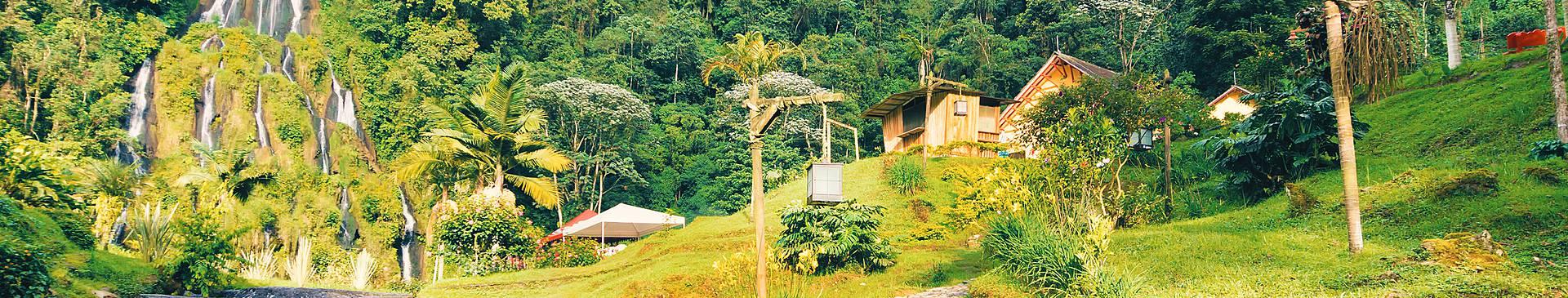 Naturreisen Kolumbien