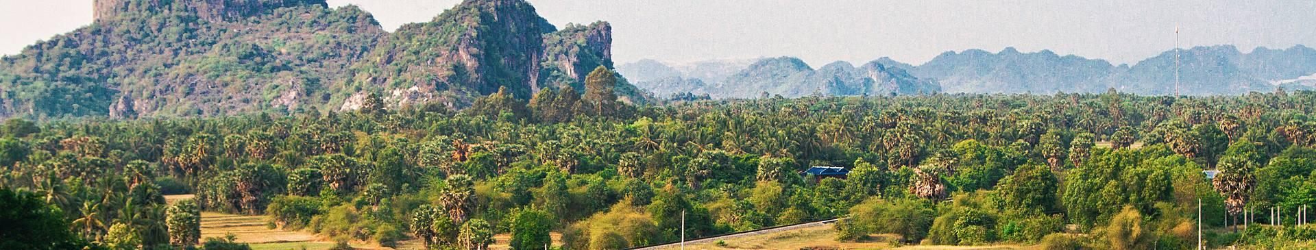 Naturreisen Kambodscha
