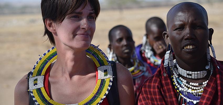 Joyería masai