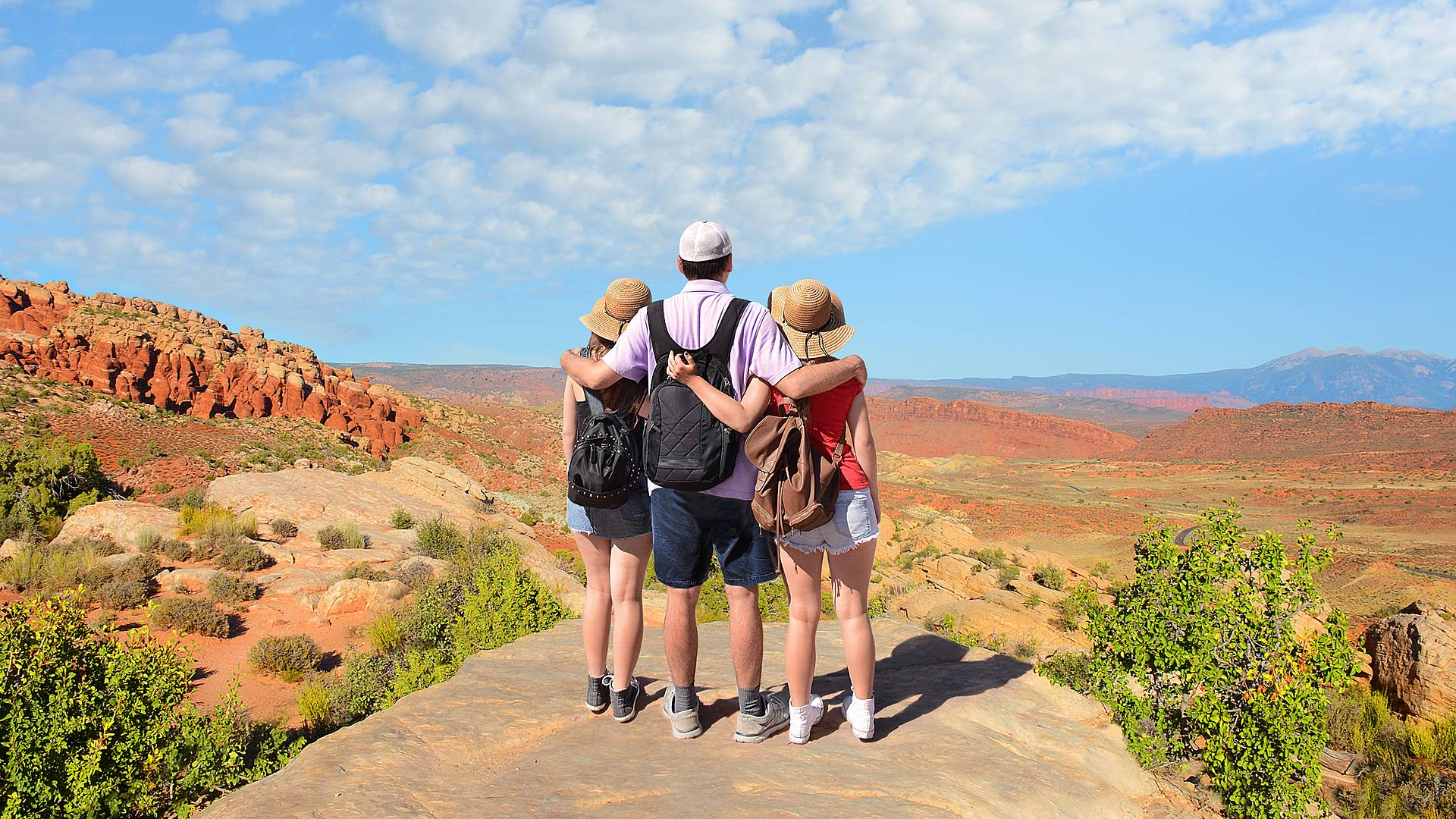 Avventura in famiglia: alla scoperta del deserto