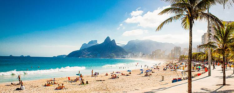Essenziale Argentina e relax sulle spiagge di Rio