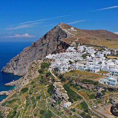 Les îles secrètes des Cyclades -