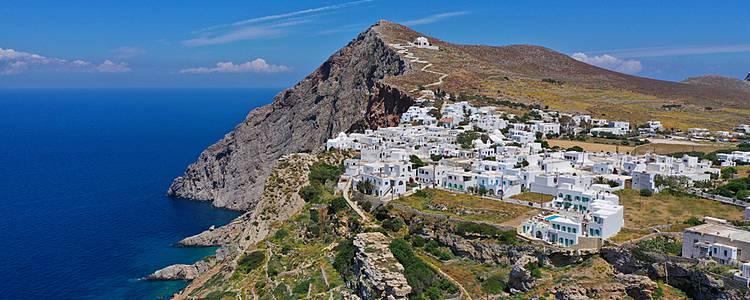 Les îles secrètes des Cyclades