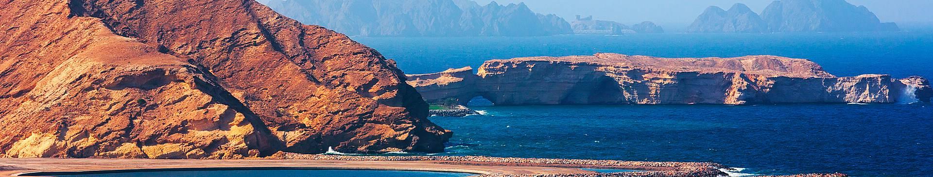 Naturreisen Oman