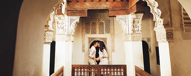 Escapada romántica a Marrakech