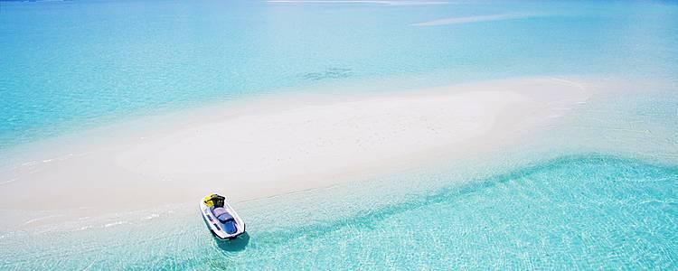 Viaggio a Falhumaafushi Island