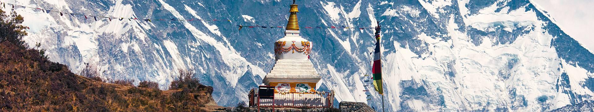 Bergurlaub Nepal