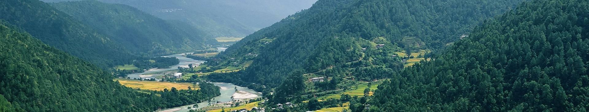 Bergurlaub Bhutan