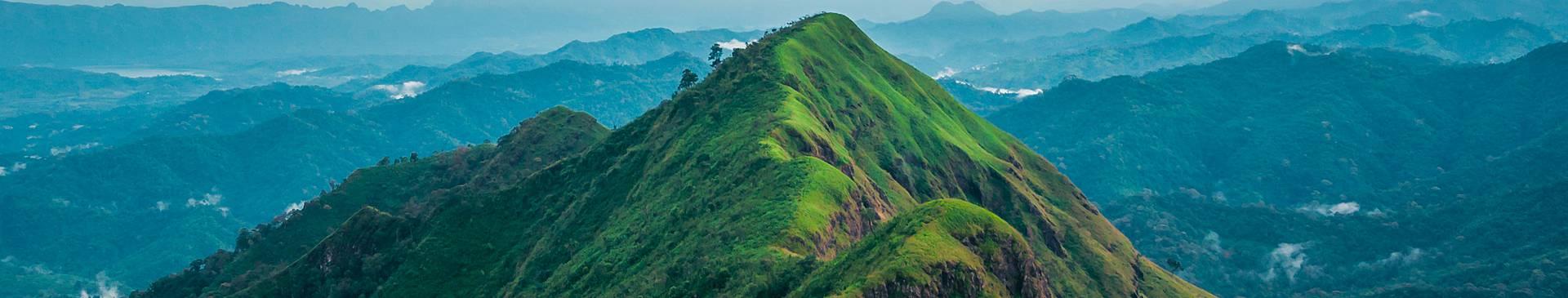 Bergurlaub Thailand