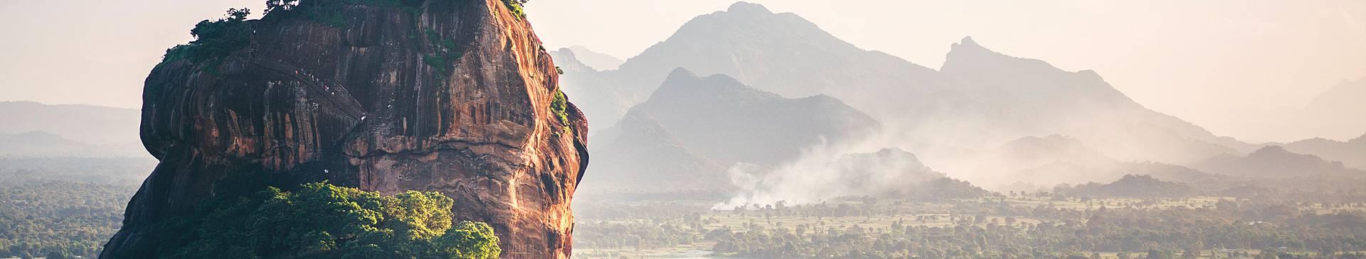 Berge Sri Lanka Reisen