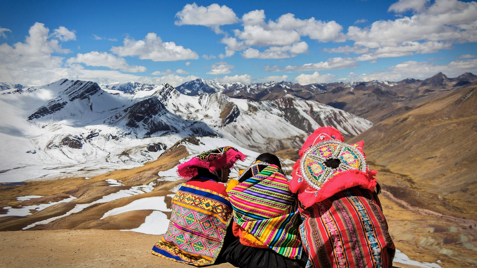 Oltre gli Inca, nord e sud essenziale in libertà