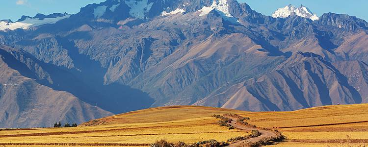 Inka trail, montagna acrobaleno e foresta amazzonica