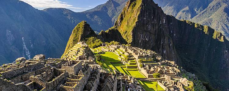 Perù senza altitudine: La Città Perduta, la Valle Sacra e le Linee di Nazca