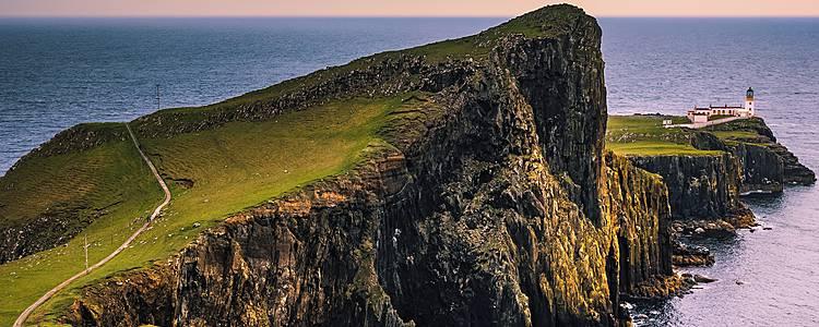 Self-drive nelle Highlands e la magica isola di Skye