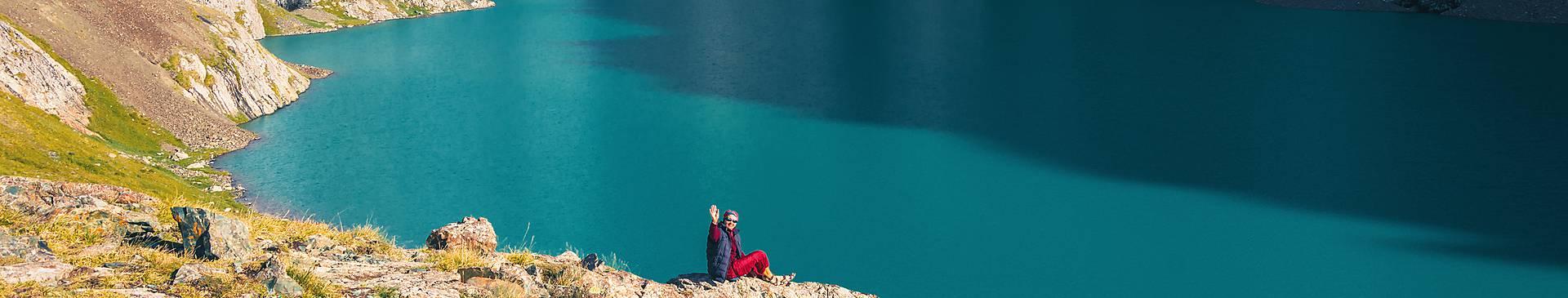 Bergurlaub Kirgistan