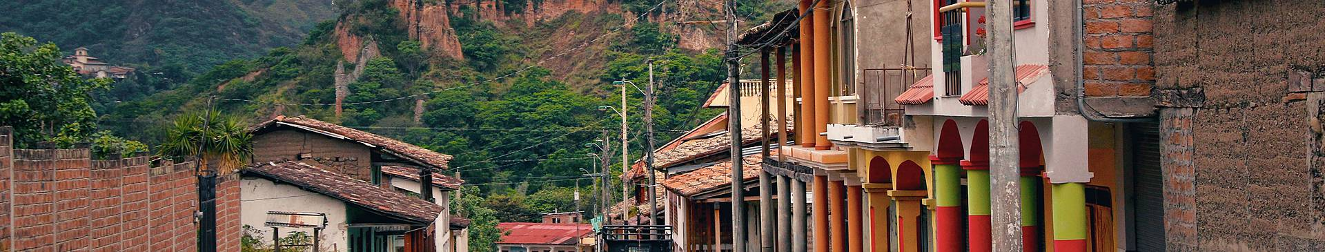 Bergurlaub Ecuador