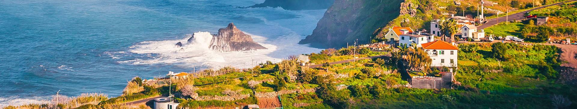 Bergurlaub Madeira