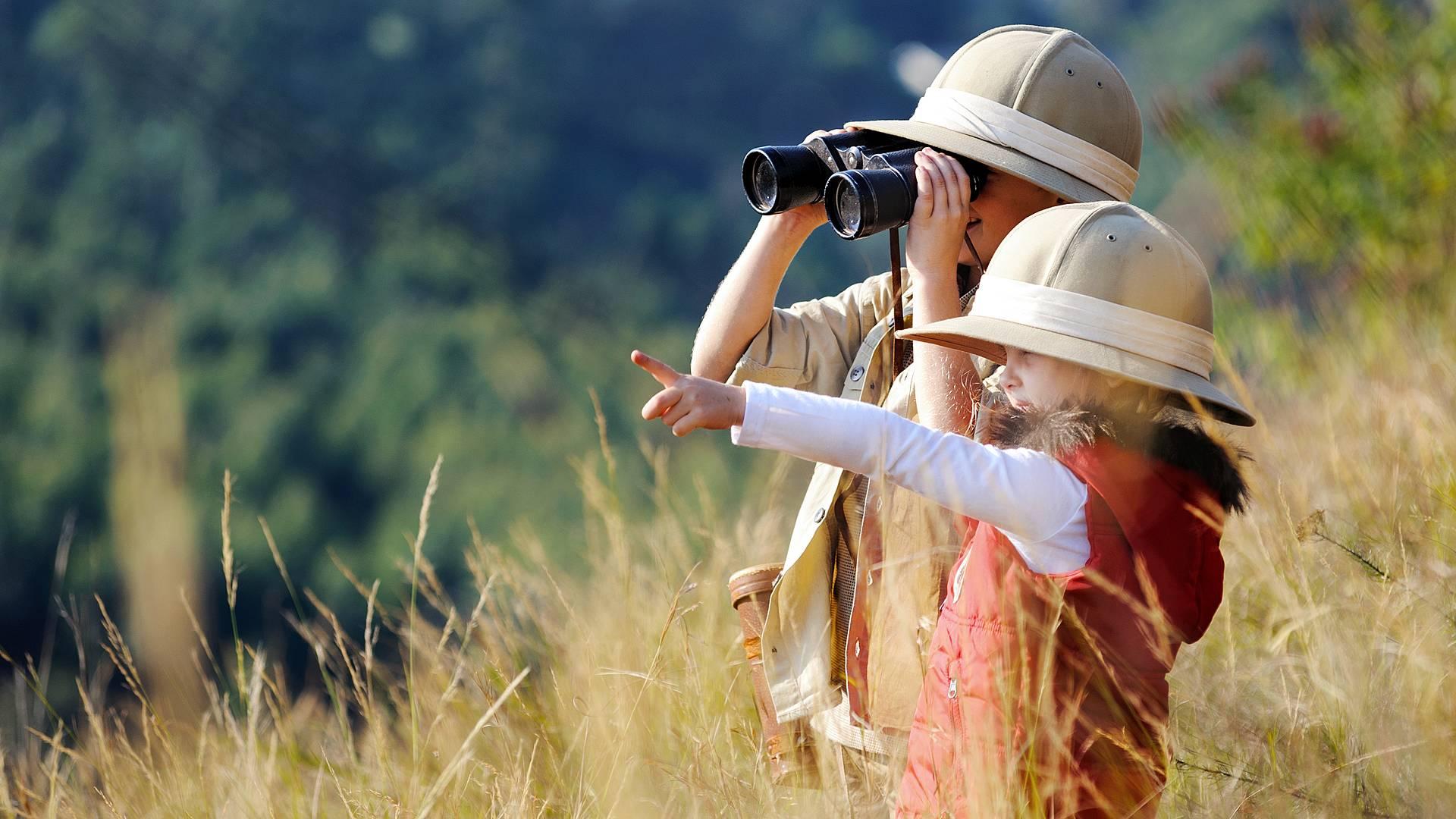 Safaris y Cultura Local en Familia