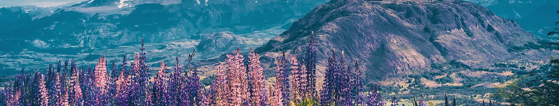 Bergurlaub Patagonien